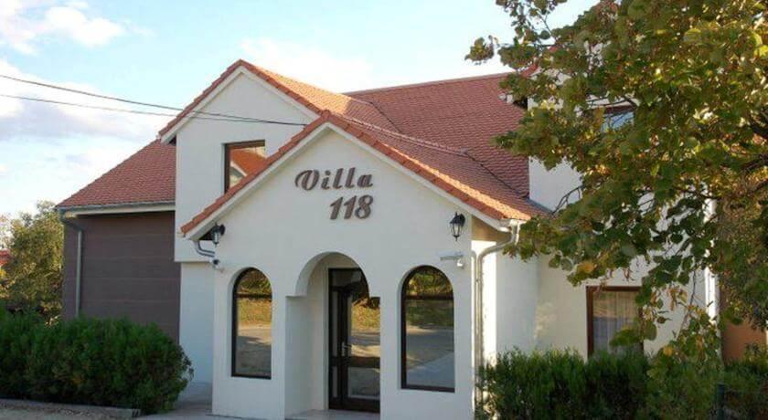 online rezervacije Rooms Villa 118