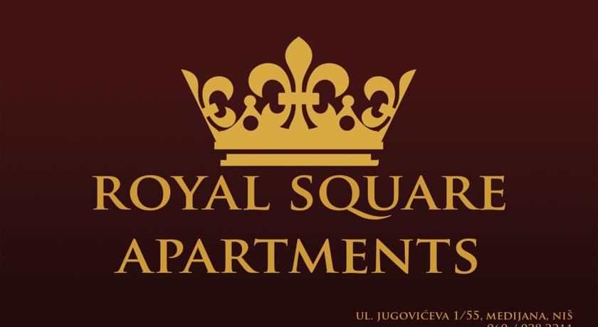online rezervacije Royal Square Apartments
