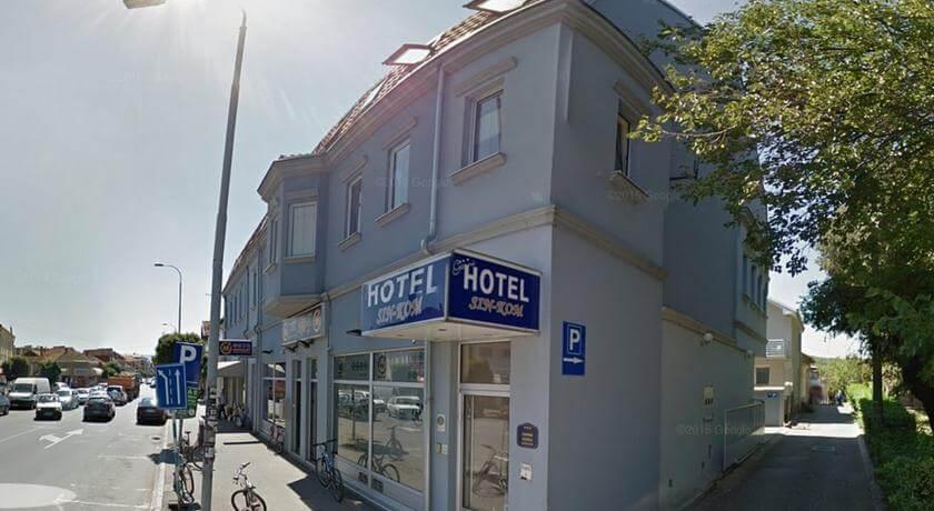 online rezervacije Sin-Kom Hotel Garni