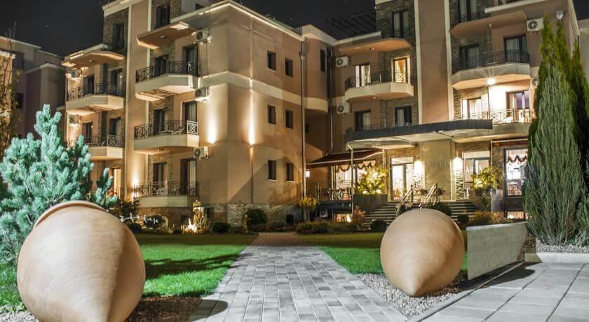 online rezervacije Solaris Resort