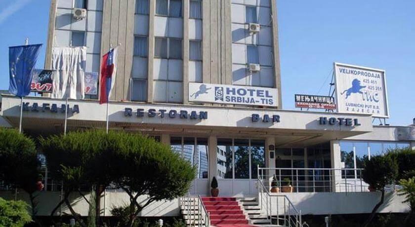 online rezervacije Srbija Tis Hotel