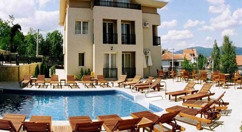online rezervacije Sunny Hill Apartments & Aqua Park