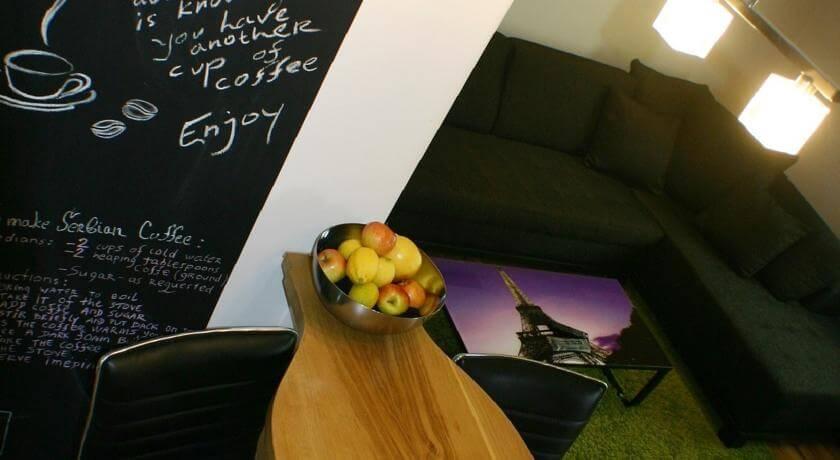 online rezervacije Terrace breakfast apartment