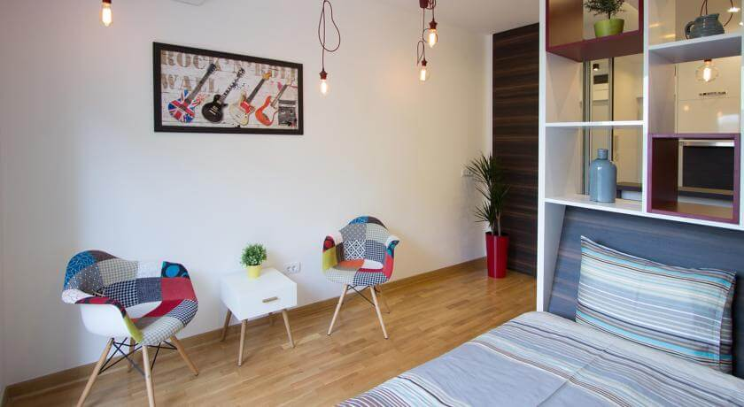 online rezervacije The Boutique Apartment