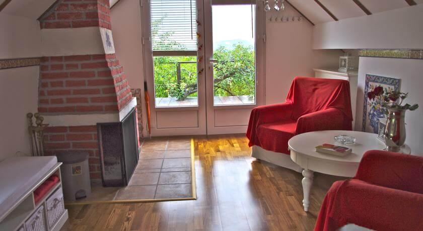 online rezervacije The Saffron Country House