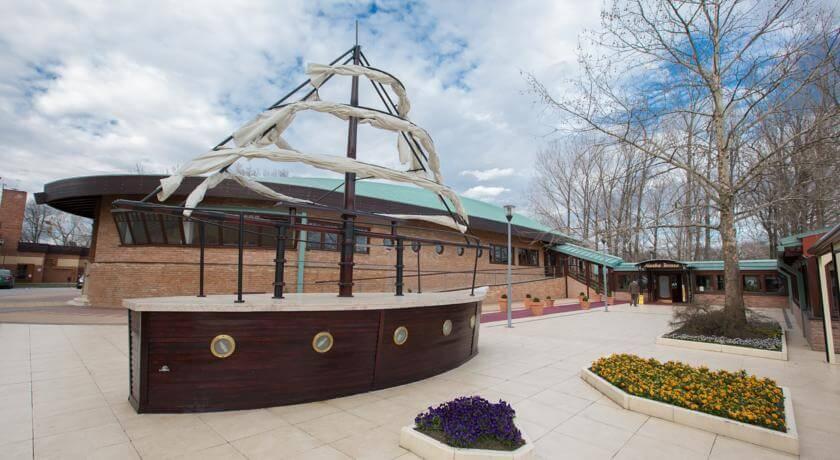 online rezervacije Tourist Resort Ribarsko Ostrvo