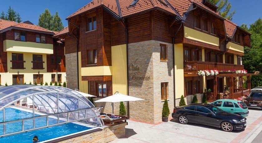 online rezervacije Vila Barović and Spa