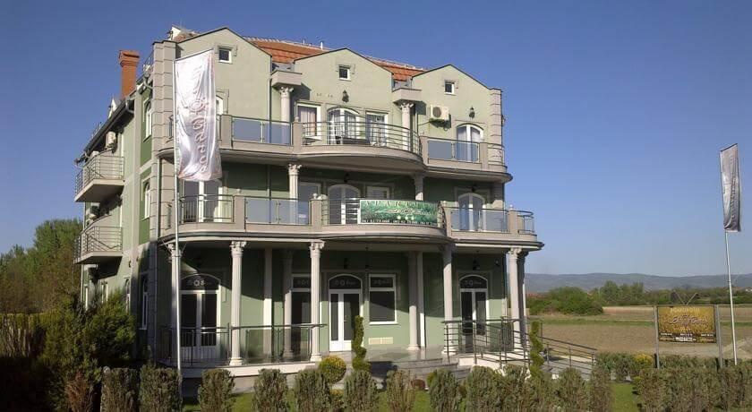 online rezervacije Vila El Barco