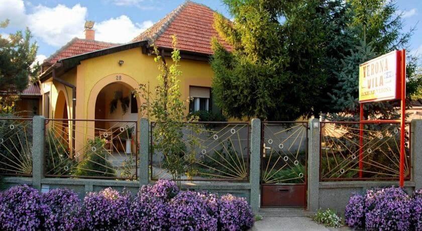 online rezervacije Vila Verona