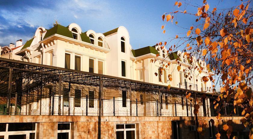 online rezervacije Villa Bell Hill