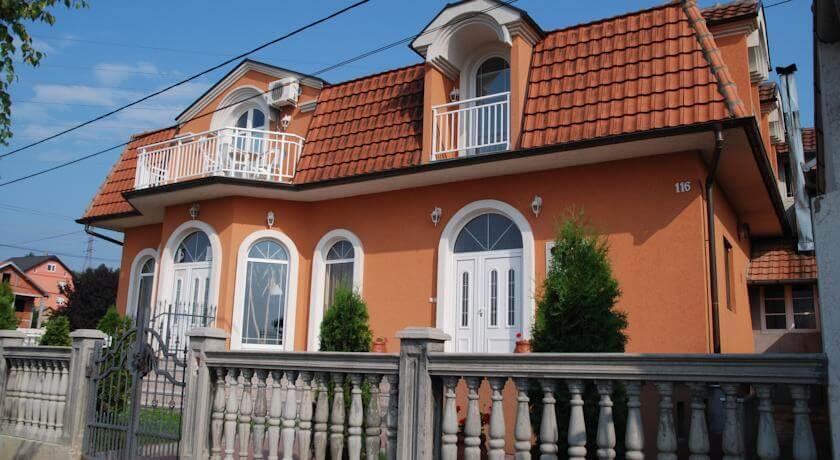 online rezervacije Villa Kaća