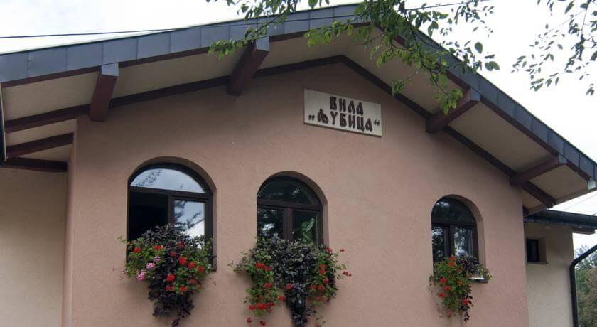 online rezervacije Villa Ljubica