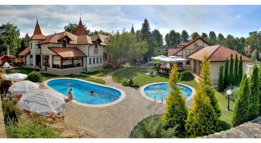 online rezervacije Villa Milord