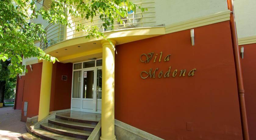online rezervacije Villa Modena