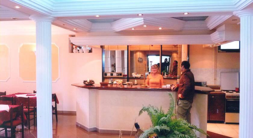 online rezervacije Villa Oaza
