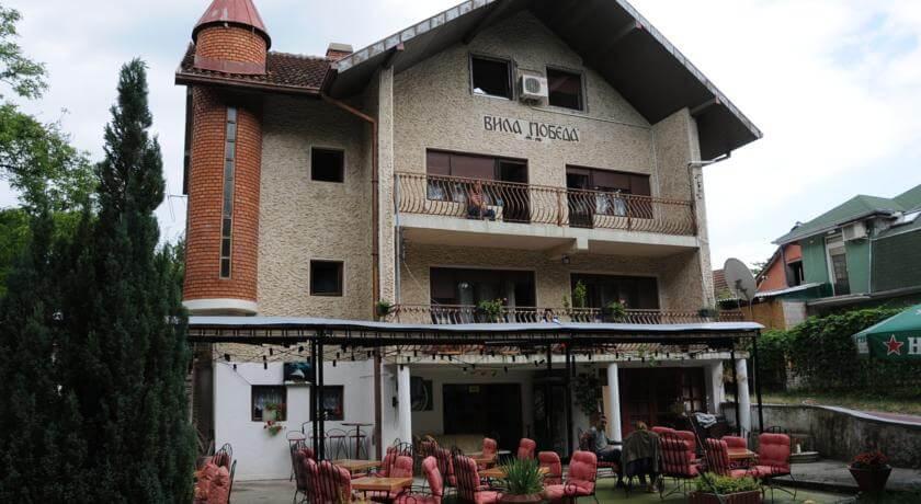 online rezervacije Villa Pobeda