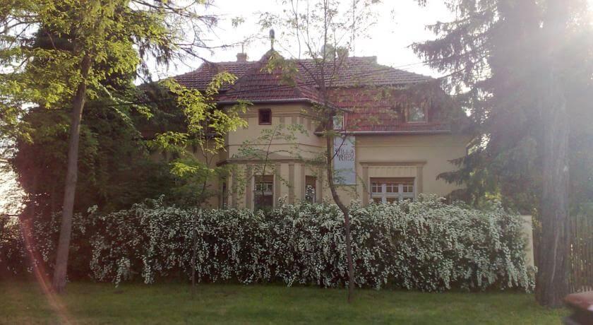 online rezervacije Villa Ricz