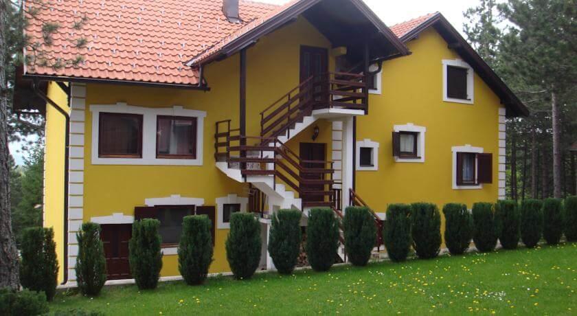 online rezervacije Villa Ruža Apartments