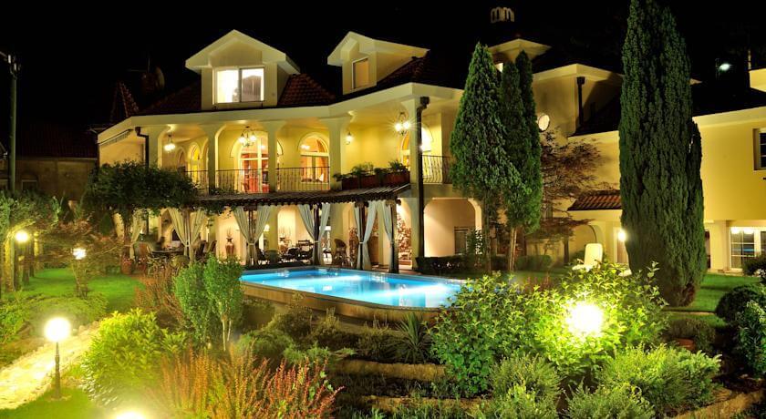 online rezervacije Villa Saga Paradiso