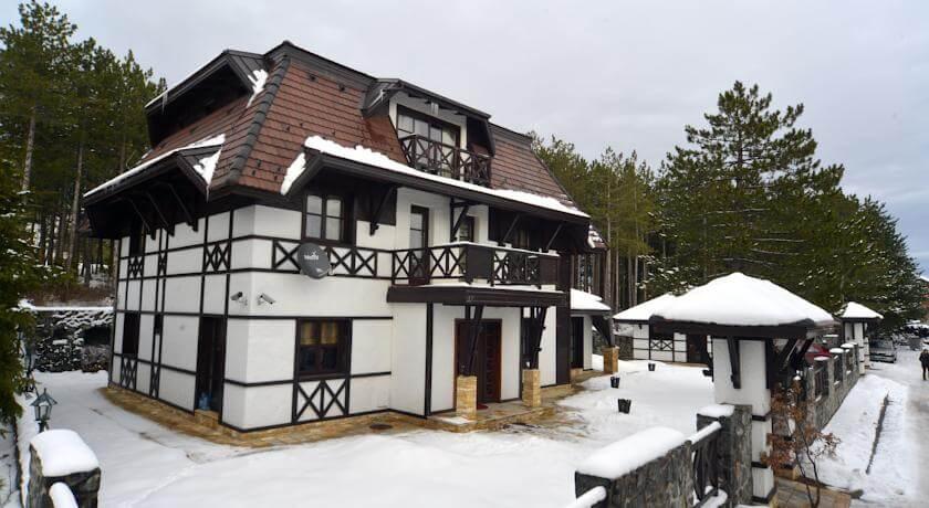online rezervacije Villa Smokvica