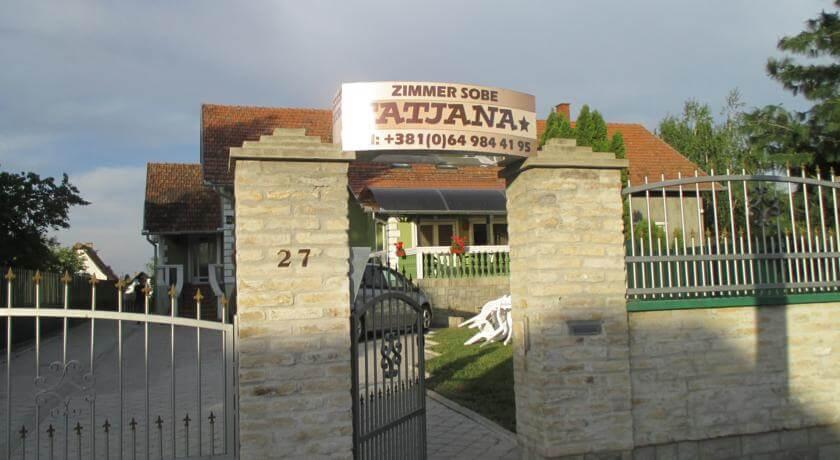 online rezervacije Villa Tatjana