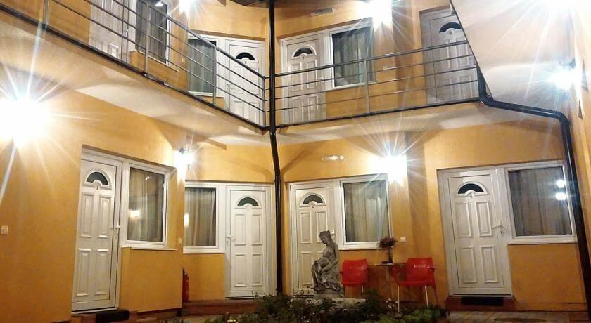 online rezervacije Villa Zemun