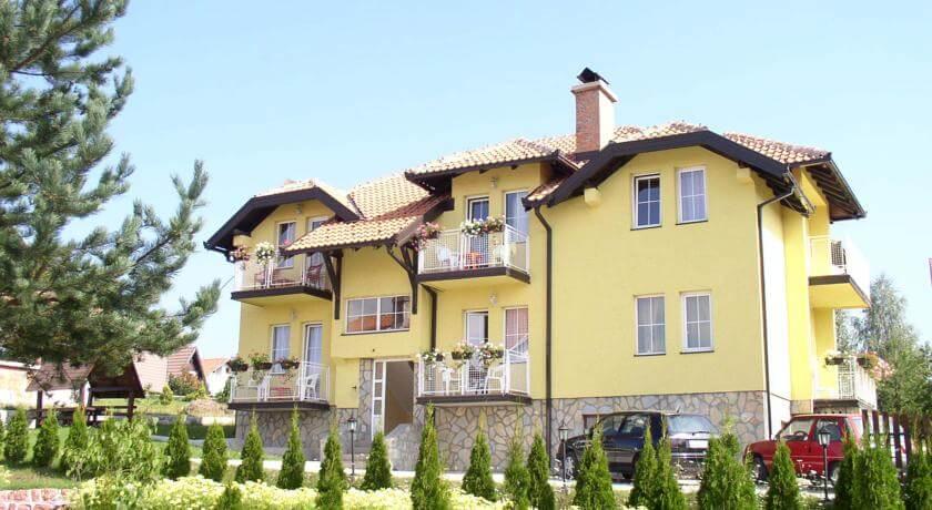 online rezervacije Villa Zlata