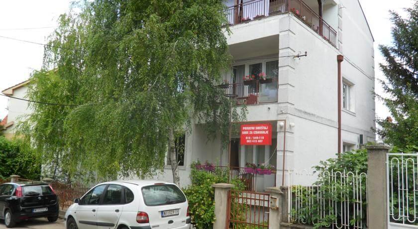 online rezervacije Živković Accommodation