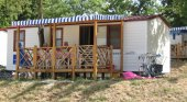 Albatross Mobile Homes on Camping Bijela Uvala