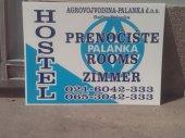 Hostel AGROVOJVODINA - PALANKA