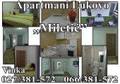 ApartmaniMiletić - apartmani Lukovska banja