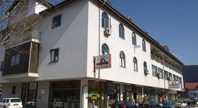 online rezervacije Arabella Hotel
