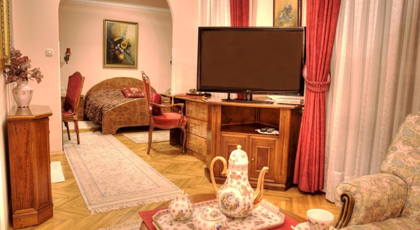 online rezervacije Boutique Hotel Rose Diplomatique