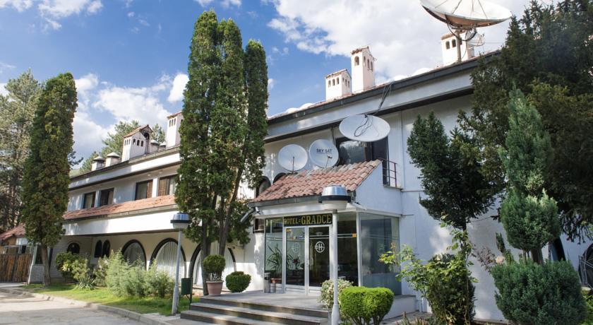 online rezervacije Euro Hotel Gradce
