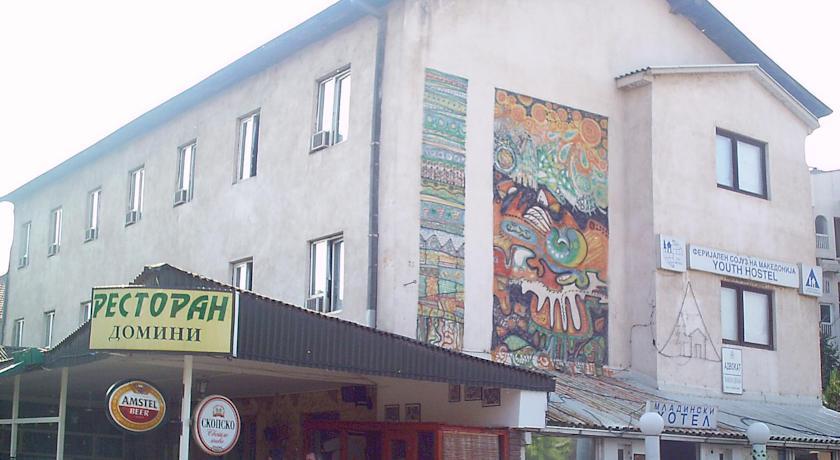 online rezervacije Ferijalen Dom Skopje
