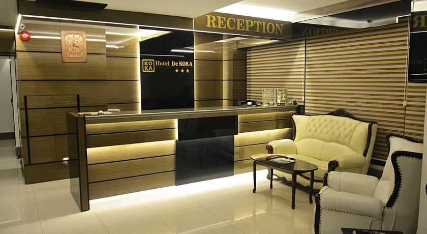 online rezervacije Hotel De Koka
