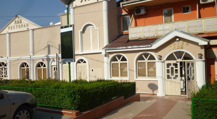 online rezervacije Hotel Lav