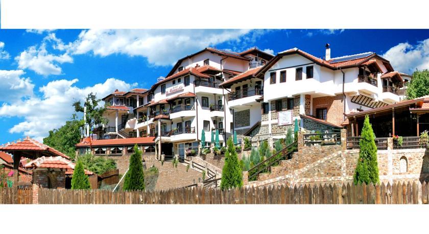 online rezervacije Hotel Manastir Berovo