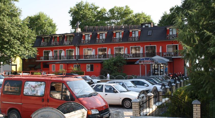 online rezervacije Hotel Mizo
