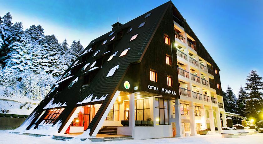 online rezervacije Hotel Molika