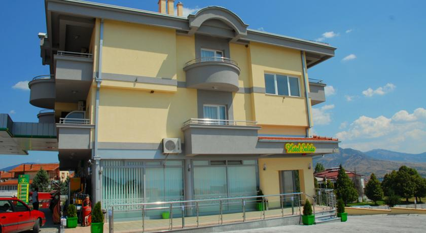 online rezervacije Hotel Salida