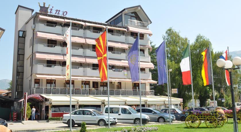 online rezervacije Hotel Tino