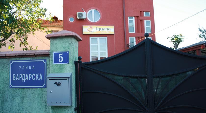 online rezervacije Iguana Hostel