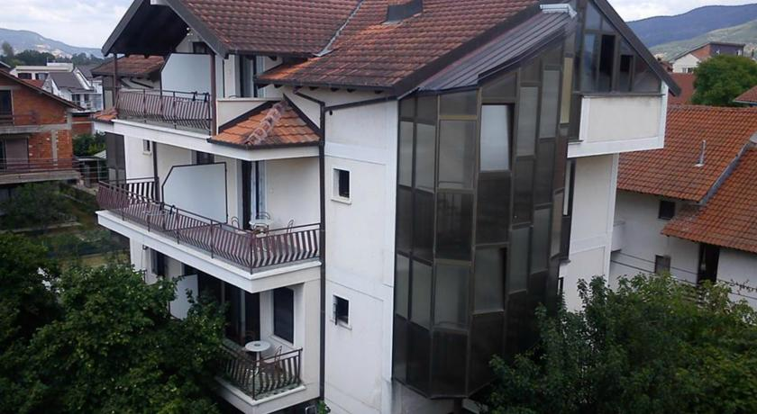 online rezervacije Nade Apartments