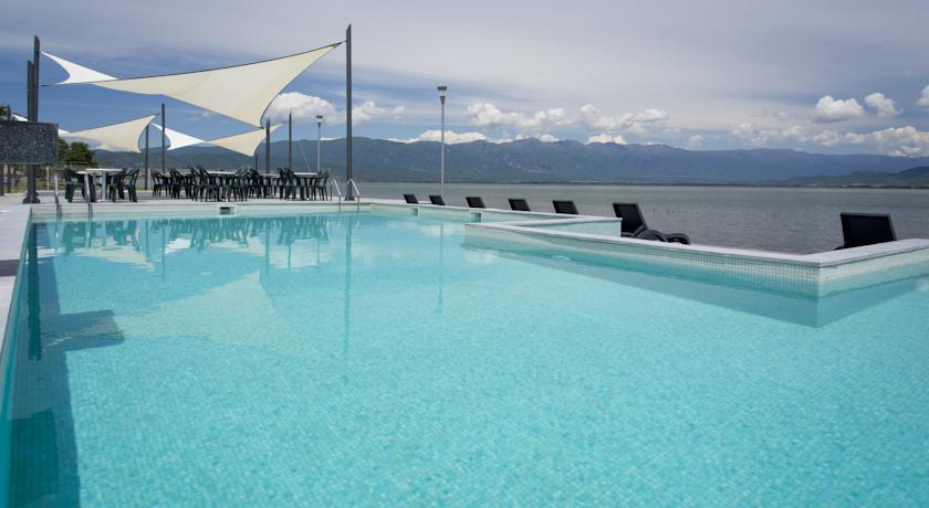 online rezervacije Romantique Dojran Hotel