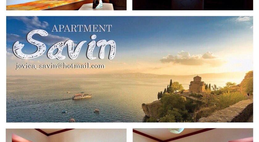 online rezervacije Savin Apartment