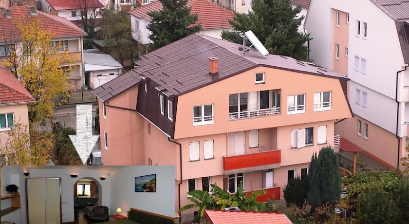 online rezervacije Stefand Lake Ohrid Apartments