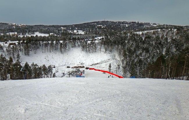 Ski staze divcibarski ski centar