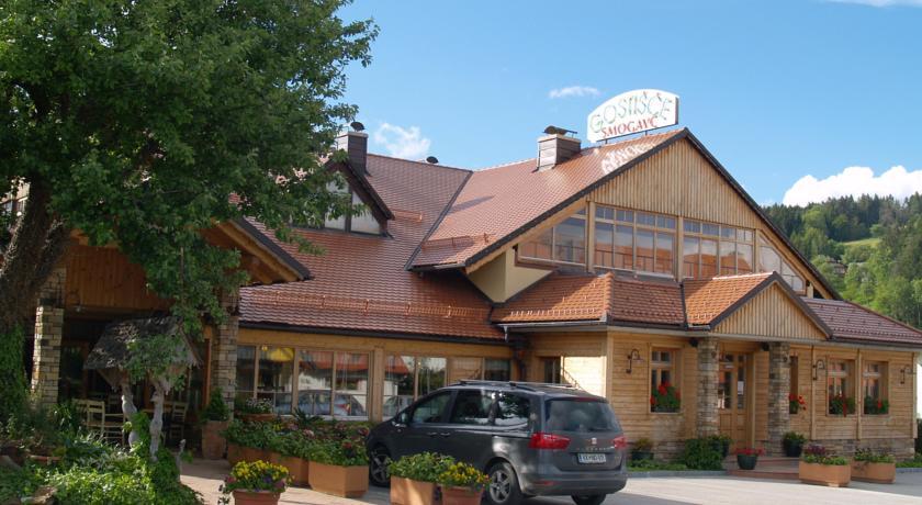 online rezervacije Guesthouse Smogavc