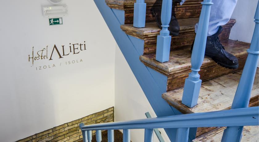 online rezervacije Hostel Alieti